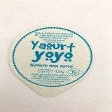 Kundenspezifische Joghurt-Aluminiumfolie-Schutzkappen