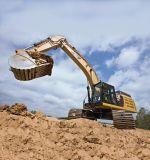 Escavatore di alta qualità del cingolo di vendita della Cina con il migliore prezzo