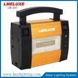 Luz Home solar portátil com o jogo solar da iluminação da bateria Lm-367 de 6V 4ah