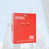 Módulo de relé endereçável do alarme de incêndio de Aw-D113 Asenware