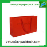 Sacco di carta personalizzato Sweety del regalo del Kraft di colore della caramella con la tonalità pura