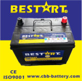 Bateria de carro 12V60ah Bci-24 para mercado dos EUA