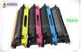 Cartucho de tóner de venta directa de fábrica TN315 BK/C/M/S para el hermano 4140/4150
