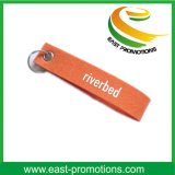 Custom Wholesale Printing Fashion Felt Lanyard Chaveiro