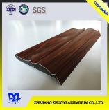 木の表面が付いているアルミニウムドアのための高品質のアルミ合金のプロフィール