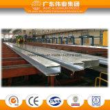 Chinese Hoogste Fabriek 10 van het Profiel van de Uitdrijving van de Gordijngevel van het Aluminium