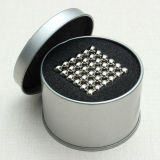 5mm 216 PCS/Set bolas magnéticas