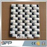 Mosaico di marmo naturale per le mattonelle e la pavimentazione della parete