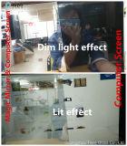 Semi - vidro reflexivo translúcido Switchable da tela (S-F7)