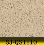 Pedra artificial de quartzo da única cor para a promoção