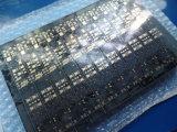 パネルのための黒い金PCBが付いているITEQ FR4 PCB回路