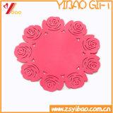 PVC personnalisé Coasters et tapis de silicone (XY-HR-383)