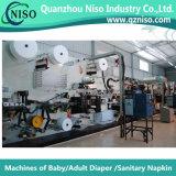 Voll-Servoelastische Ohr-Baby-Windel-Maschinen-Fabrik (YNK500-SV)