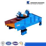 Schermo d'asciugamento di vibrazione lineare dell'unità di elaborazione di industria per la sabbia del silicone