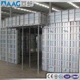 Profil en aluminium/en aluminium de coffrage d'extrusion