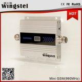 Aumentador de presión móvil de la señal del mejor de la venta 2017 repetidor del G/M con la antena