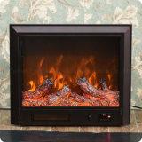 Muebles de Salón con Chimenea Calefactor eléctrico certificado CE (A-802)