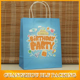 Llanura Kraft Brown Paper Bag (BLF-PB270)
