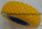 Het gele Schuim van Pu voor De Wielen van de Grasmaaimachine (250-4)