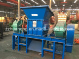 Gomma residua/gomma che ricicla trinciatrice/macchinario di gomma/di plastica