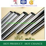 SUS201, 304, tubo rettangolare dell'acciaio dello specchio 316