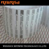 Het anticorrosieve Etiket van de Sticker van de Markering van de Weerstand RFID van het Tolueen