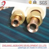 Raccord de tube de cuivre Plastic-Coated Tubes Pipe bobine de cuivre/Bar pour tuyau de climatisation