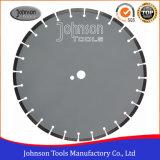 лезвие алмазной пилы 400mm для бетона армированного вырезывания