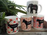12oz ceramische Kop voor Melk