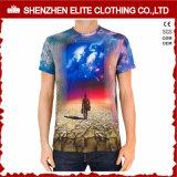 T-shirt en polyester à manches courtes tout-en-vente (ELTMTJ-160)