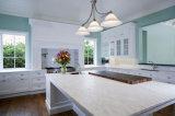 Comptoirs de salle de bains en pierre massif en quartz blanc pur Matériaux de construction