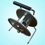 Kabel-Bandspule (Schlauchrolle, Drahtrolle) mit passen Service an
