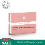 Piel sensible calmante del kit calmante del suero de la piel, hidratando e hidratando, mejor para la piel que enrojece después de síntomas del tratamiento, de la quemadura y de la alergia