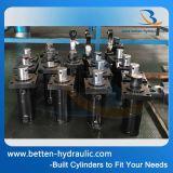 ARIETE idraulico del cilindro idraulico del supporto dell'orecchio per la macchina di ingegneria di costruzione