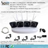 Installationssatz-Sicherheitssystem des Verdrahtungshandbuch-privates Modus-4chs 1.3/2.0MP WiFi NVR