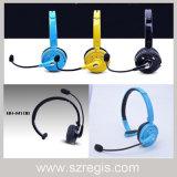 Écouteur sans fil de Bluetooth V2.1 de téléphone mobile portatif stéréo