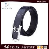 China Belt Factory Supply Moda Mulheres Black Leather Wrist Belts