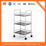 Amjmt056b 3つの層の鋼鉄Trolley