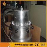linha da extrusão da tubulação do PVC de 75-160mm com fórmula da extrusão da tubulação