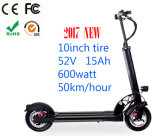 Mini batterie au lithium de pliage pliable YAMAHA Scooter électrique