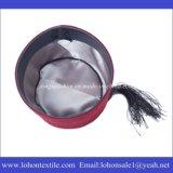 Chapéu oriental muçulmano do turbante para o tampão do turco do homem de Turquia