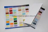 Personalizada Plegado Impresión Pintura Color Catálogo
