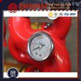 Espuma de fogo e monitor de água para equipamentos de incêndio