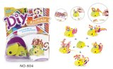 Papier de bricolage de jouets pour enfants Animals-Chameleon