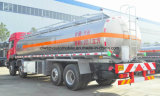FAW 25000リットルは10トラック25トンのアルミ合金の燃料タンクの動かす