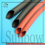 Sunbow 40mmの2:1の黒のPolyolefinの熱の収縮のスリーブを付ける覆いの黒
