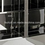 Современные ванные комнаты обставлены мебелью из нержавеющей стали - Кабинет наружного зеркала заднего вида (7020)