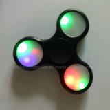 다채로운 LED 손 빛 방적공 장난감 핑거 방적공 (6000)