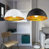 Moderno interior simple colgante lámpara colgante de aluminio de Cocina