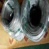 Acero inoxidable flexible de conductos metálicos
